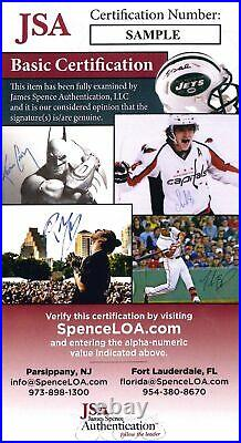 Ronald Acuna Jr. Braves Signed Autographed Major League Baseball JSA Auth