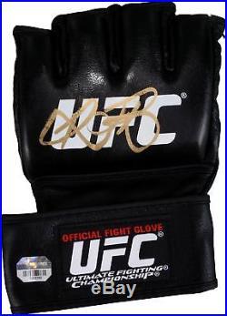 Ronda Rousey UFC Signed Fight Model Glove Fanatics