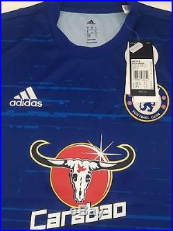 Signed Chelsea Football Shirt 2016 certificate of authenticity ChelseaFC 14 sign
