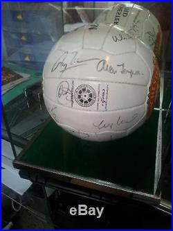 Signed Manchester United Football 2002-03 Direct form the Club