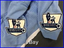 Signed Match Worn Manchester City Umbro Shirt Gael Clichy, Sport Relief