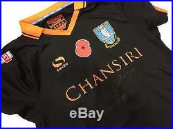 Sky Bet Poppy Auction 12. Glen Loovens (2/2) MW, signed Sheffield W shirt