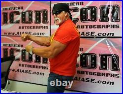 Stone Cold Steve Austin & Bill Goldberg Signed WWE 16x20 Photo BAS Beckett COA 1