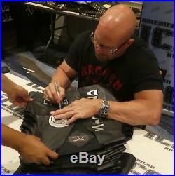Stone Cold Steve Austin Signed Original WWF Vest BAS Beckett COA WWE Autograph