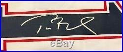 TOM BRADY Signed Jersey TRISTAR White Nike On Field BOLD XL PATRIOTS #12 GOAT