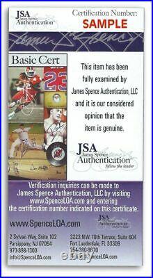 Team Signed Auto Authentic Full Size Helmet Oakland Raiders Super Bowl XV JSA WH