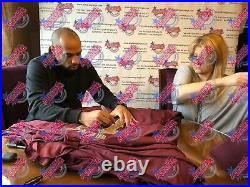 Thierry Henry Signed Rare Arsenal Highbury 2006 Football Shirt Proof & Coa