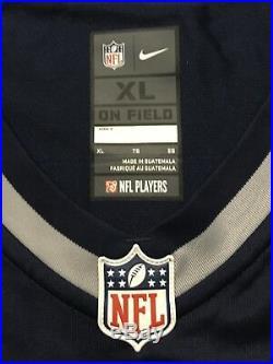 Tom Brady signed #12 Nike Patriots jersey MINT autograph Tristar COA SB 51 MVP