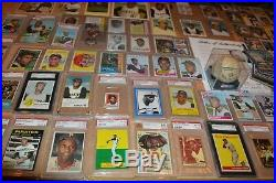 Ultimate Roberto Clemente Baseball Card Collection! Signed Baseball, 1956 On Up