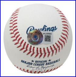 Vladimir Guerrero Jr. Signed Toronto Blue Jays MLB Baseball BAS ITP