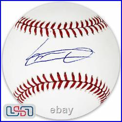 Vladimir Guerrero Jr. Toronto Blue Jays Signed Major League Baseball JSA Auth