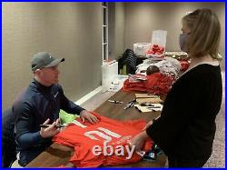 WAYNE ROONEY SIGNED AND FRAMED MANCHESTER UNITED 10 SHIRT With Coa £149