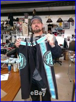 Wwe Aj Styles Ring Worn Hand Signed Royal Rumble 2018 Tights With Pic Proof Coa